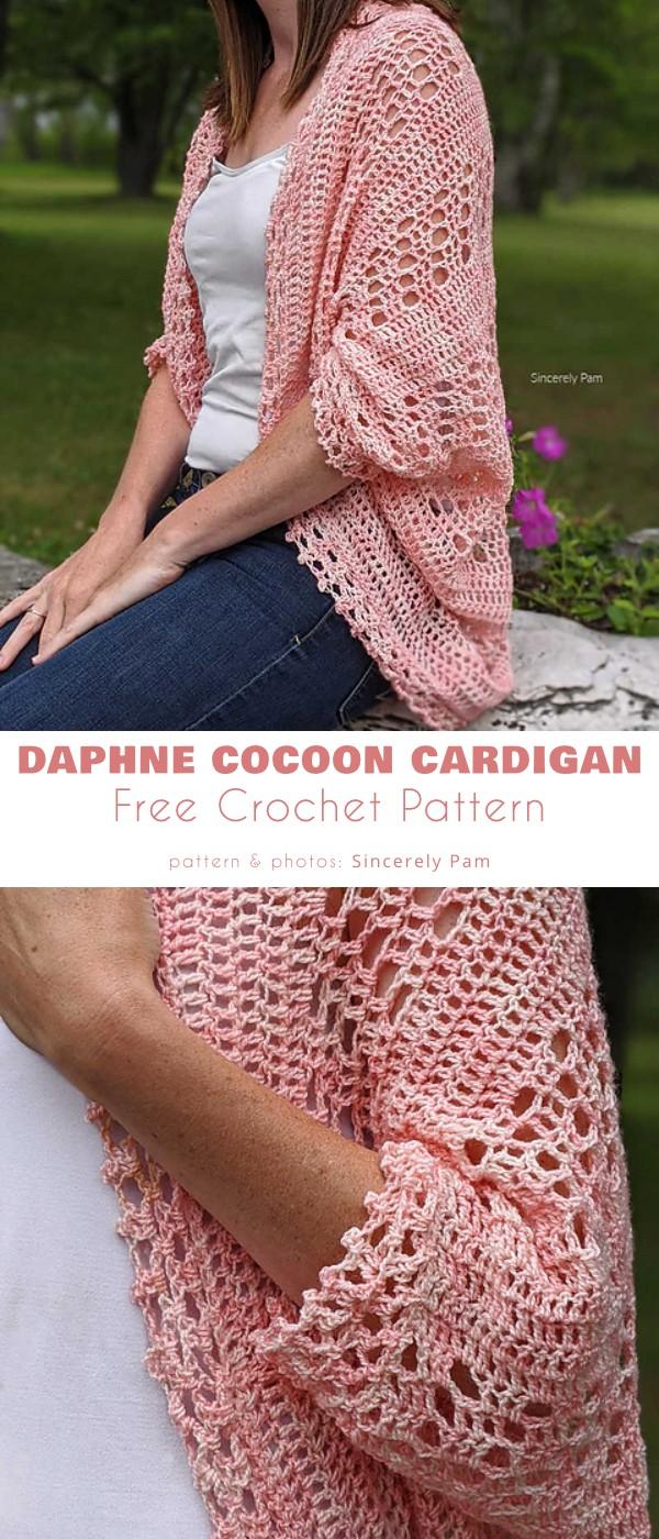 Daphne Cocoon Cardigan
