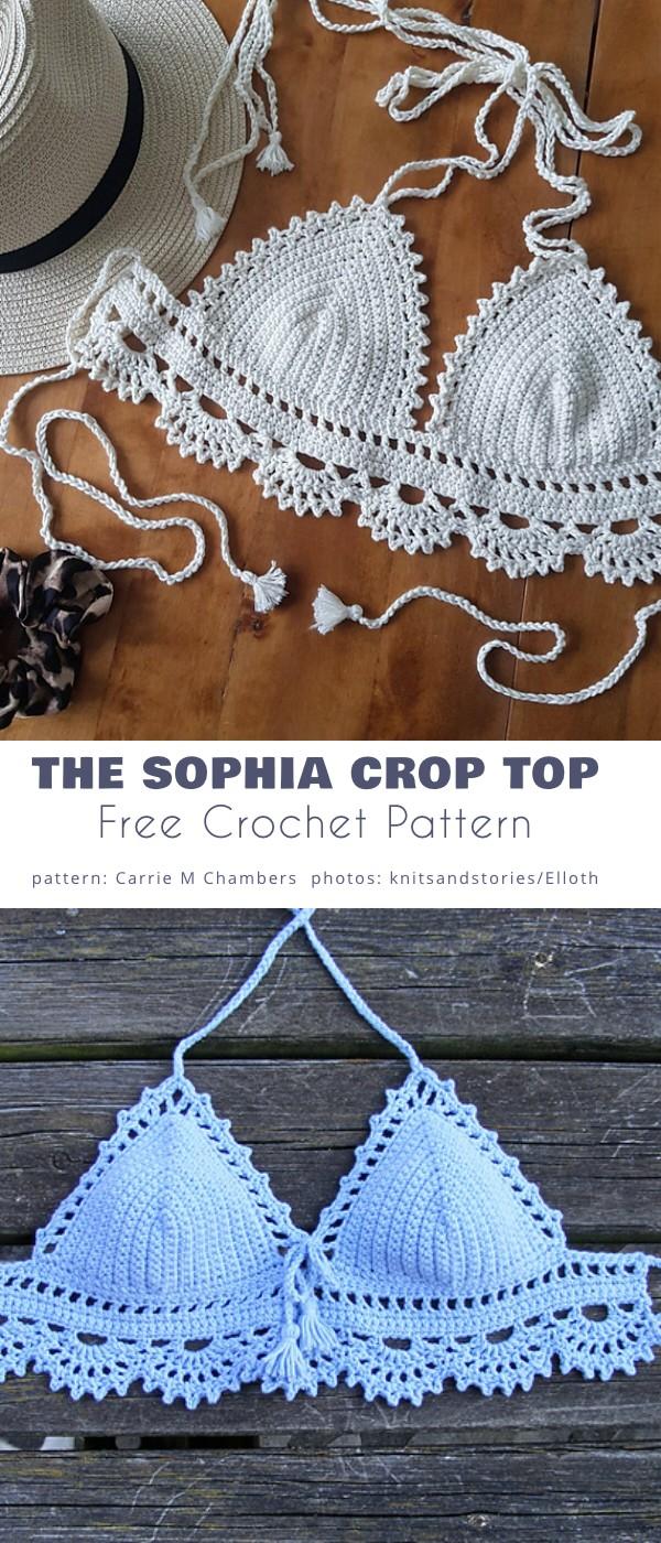 The Sophia Crop Top