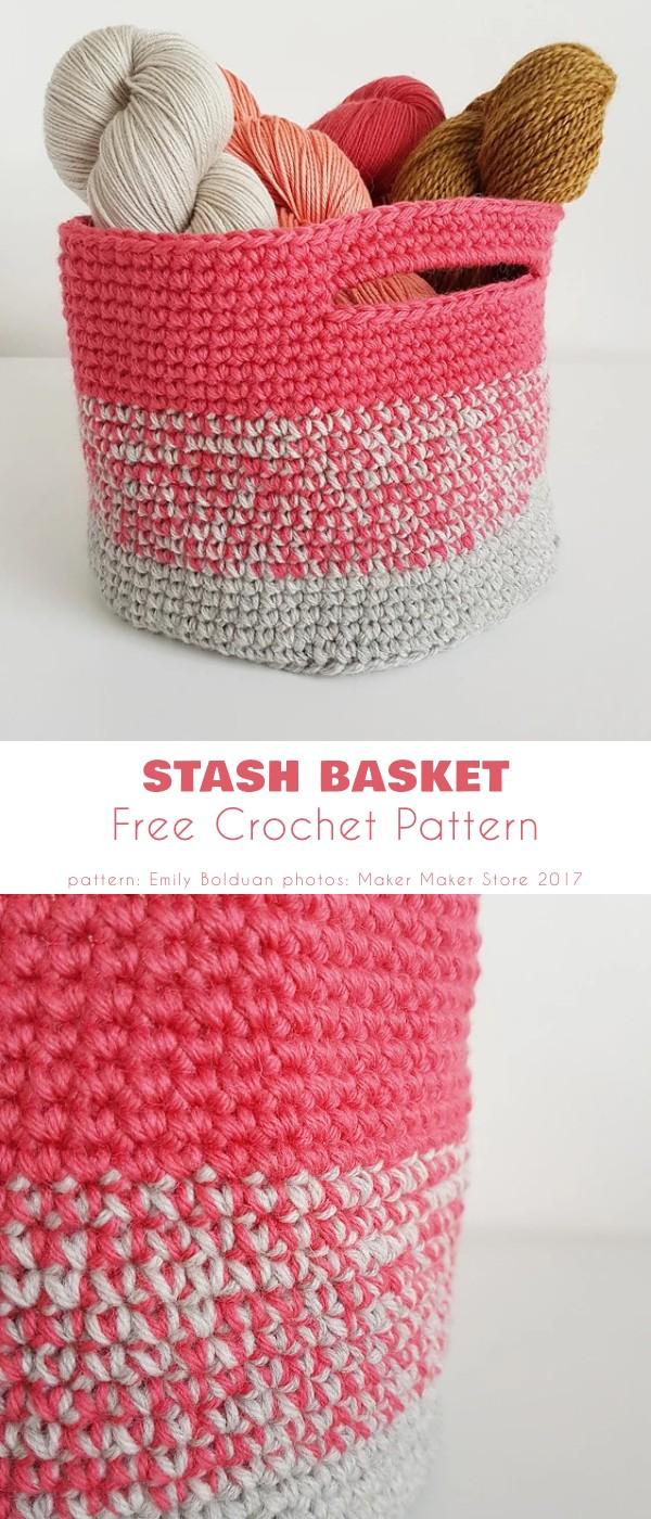 Stash Basket