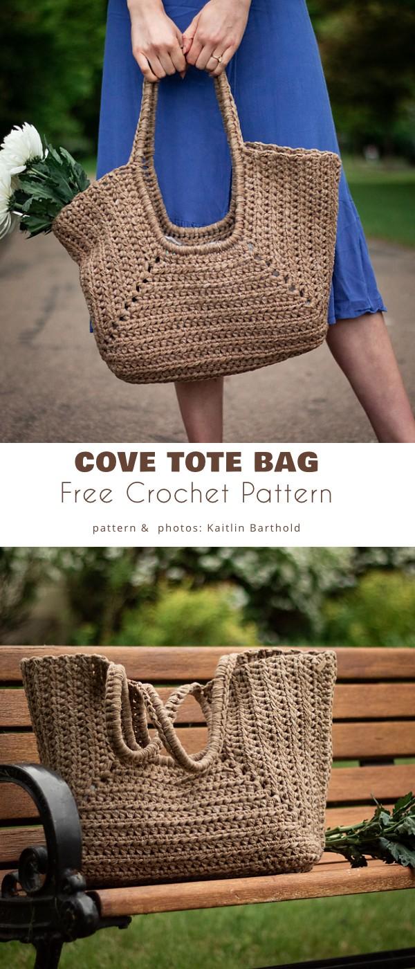 Cove Tote Bag