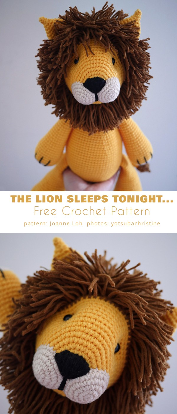 The lion sleeps tonight....