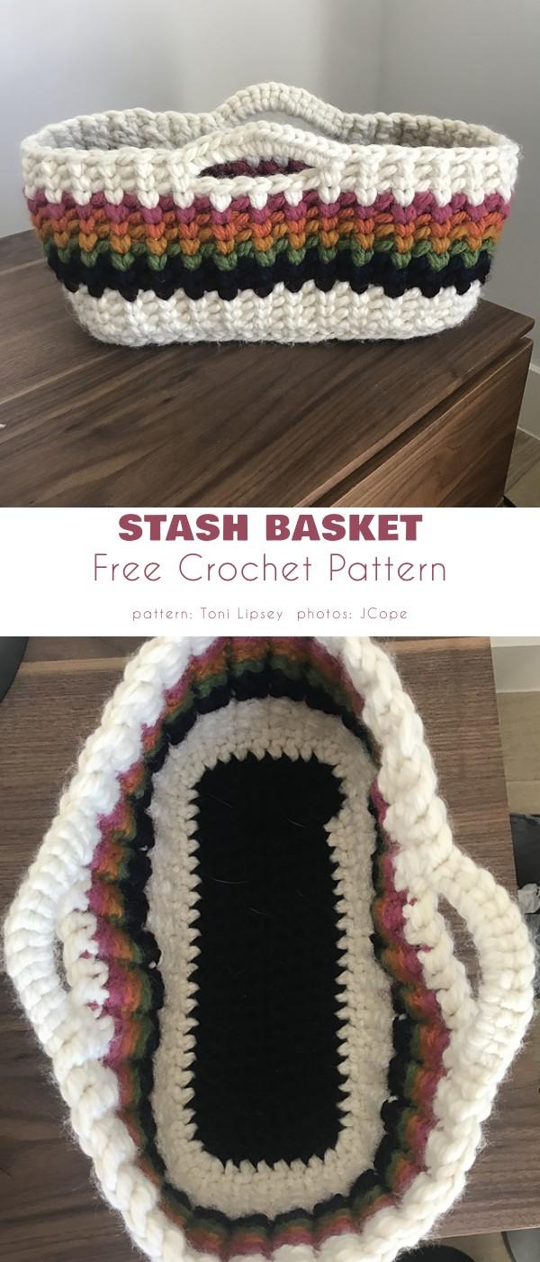 Jessie Stash Basket