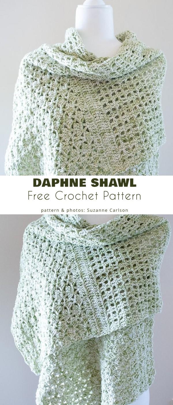 Daphne Shawl