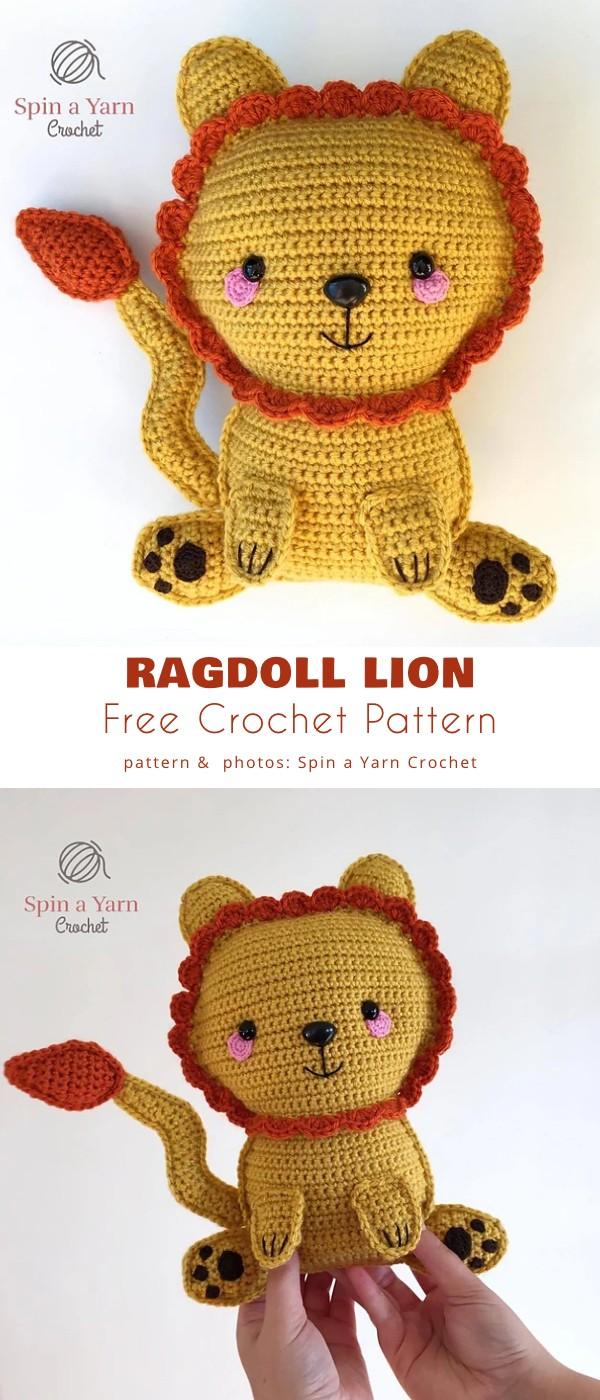 Ragdoll Lion
