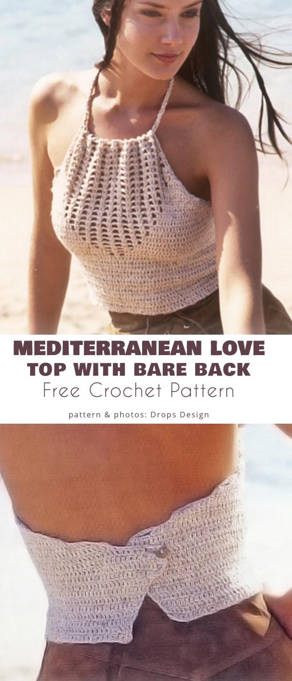 Mediterranean Love Top