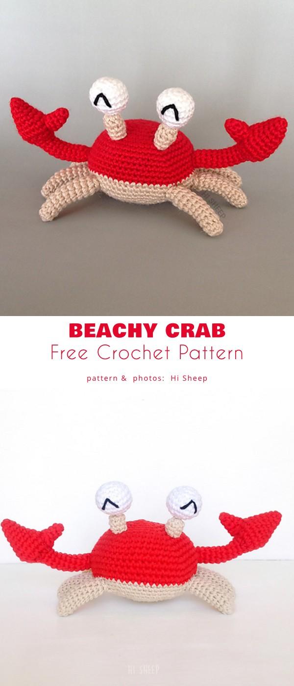 Beachy Crab
