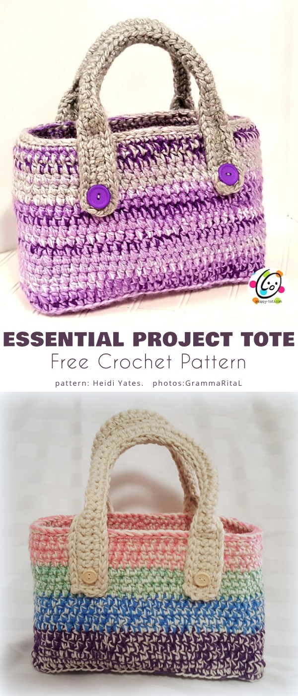Essentials Project Tote