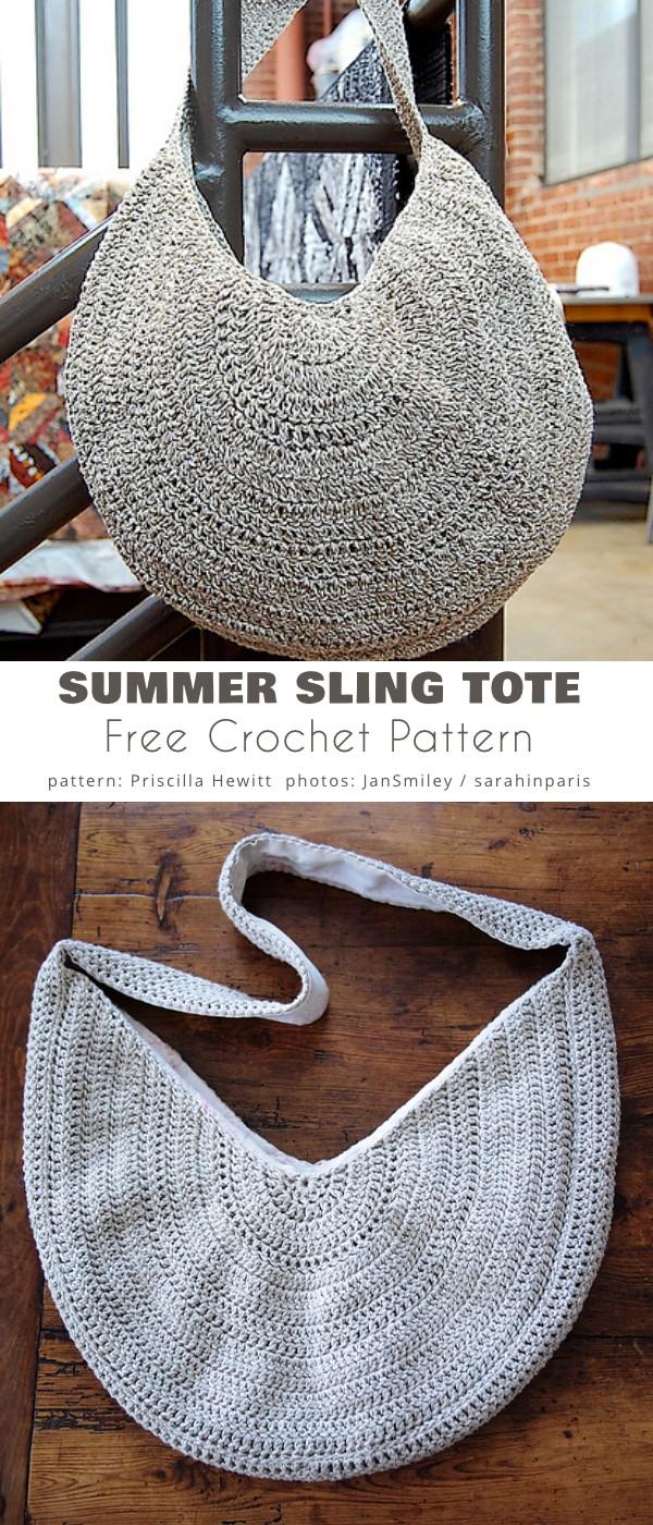 Summer Sling Tote