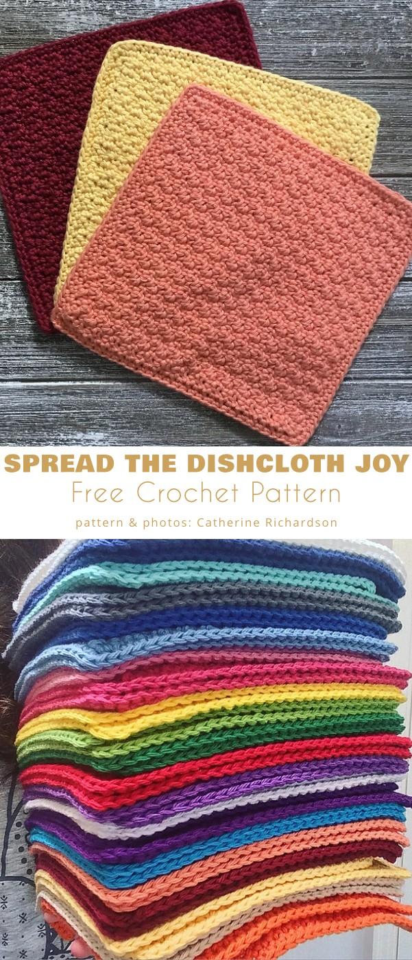 Spread the Dishcloth Joy