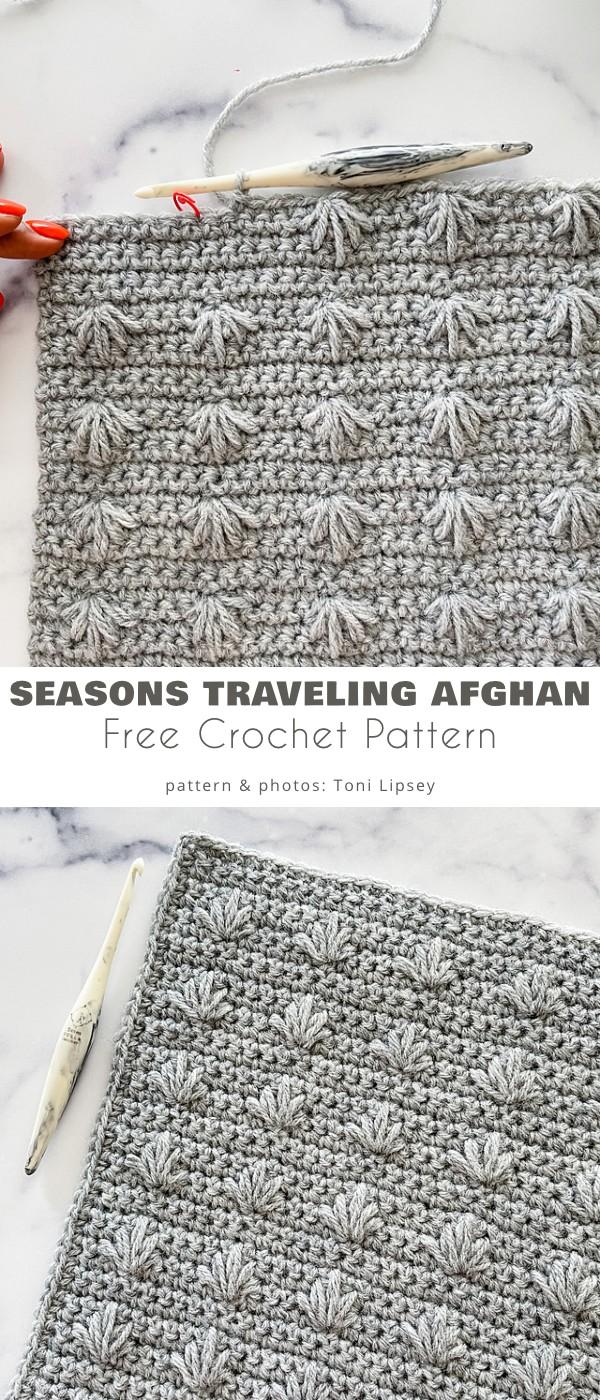 Seasons Traveling Afghan