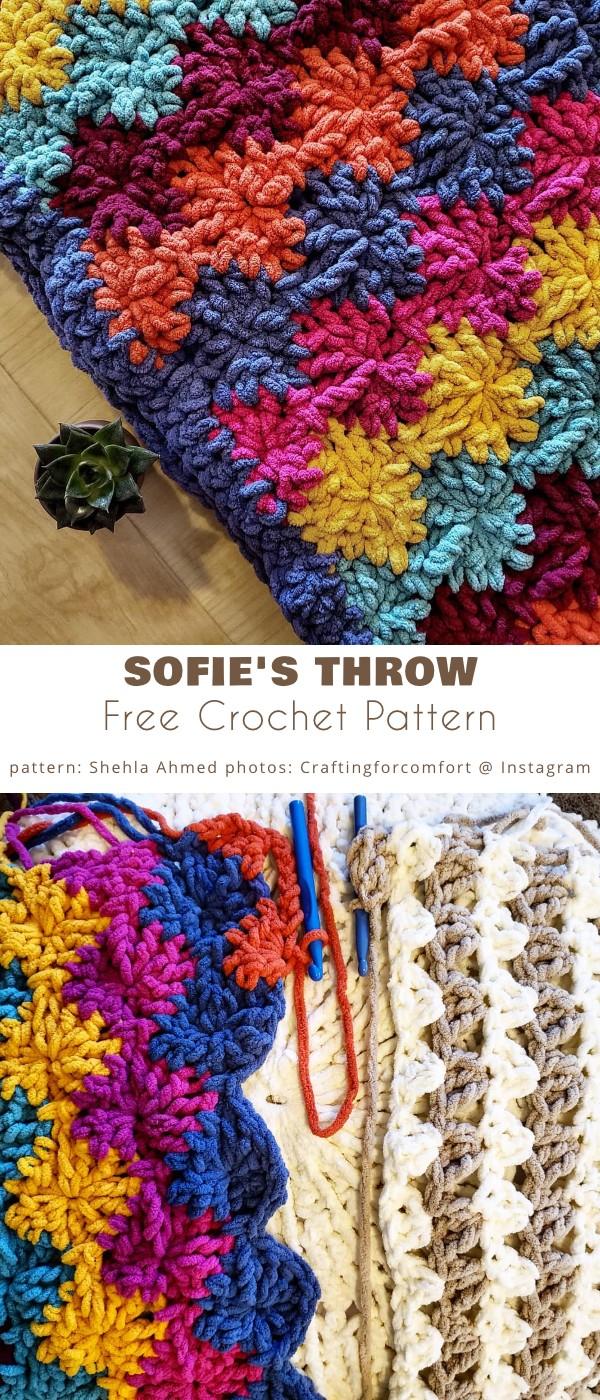 Sofie's Throw