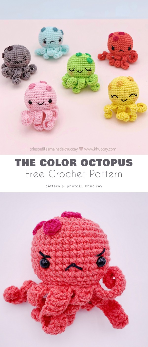 The color octopus