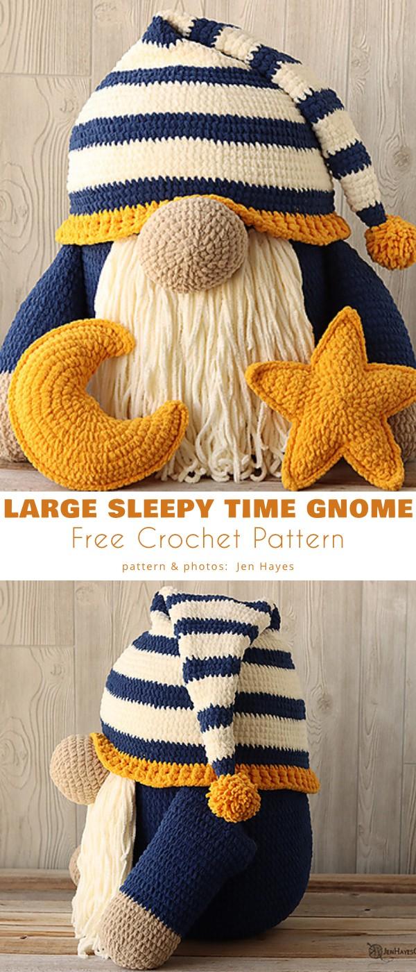 Large Sleepy Time Gnome