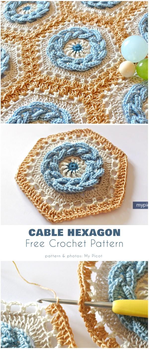 Cable Hexagon