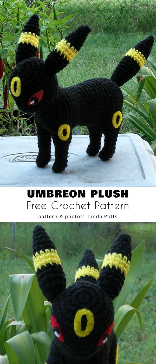 Umbreon Plush
