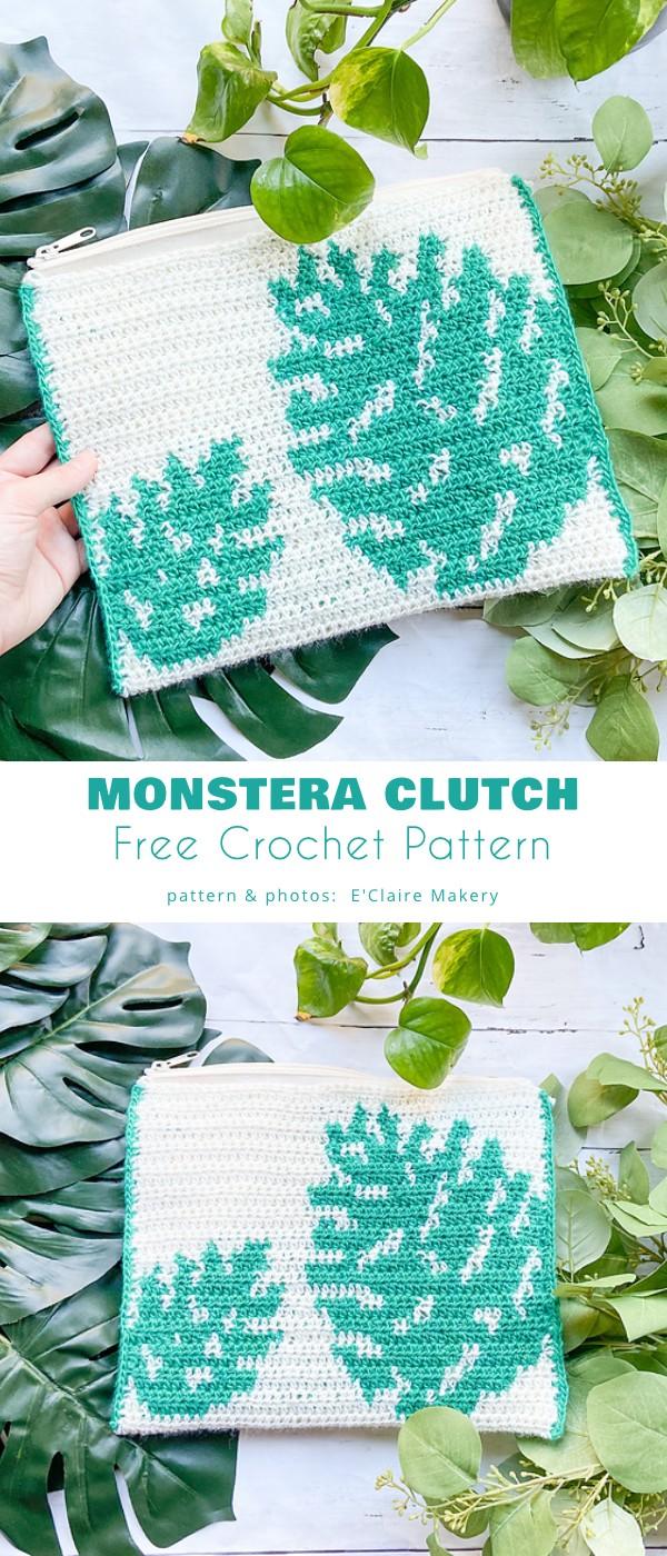Monstara Clutch
