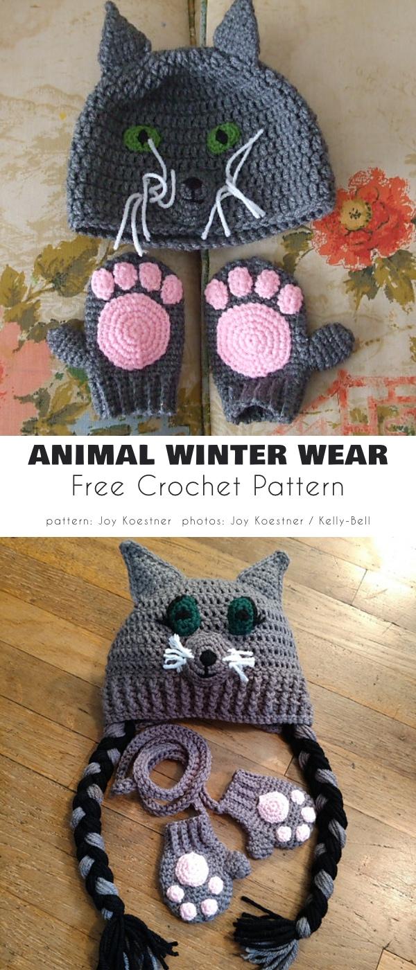 Winter Animal Wear