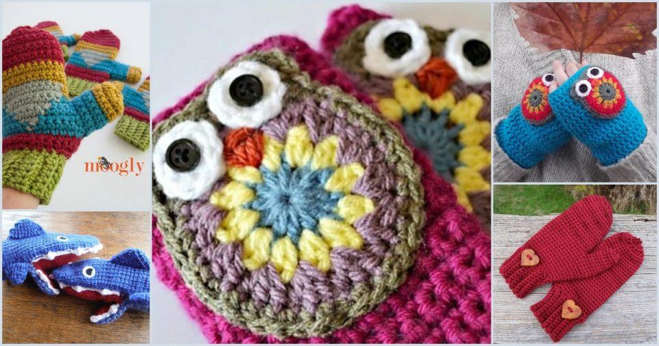 children mittens