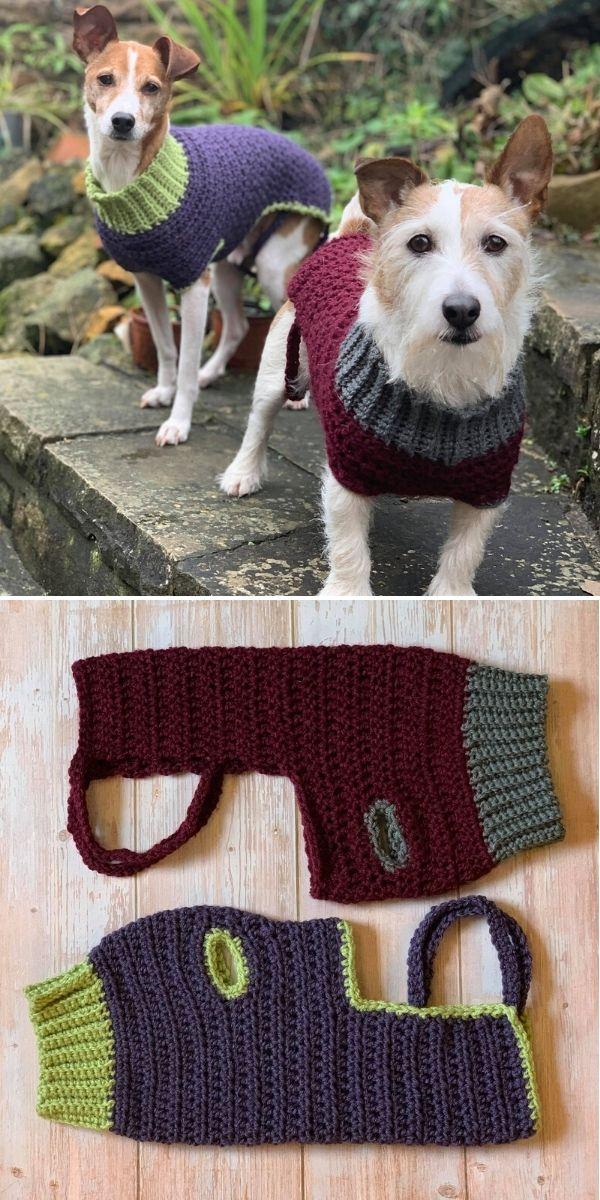 Bespoke Doggie Jumper